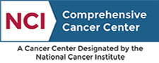 NCI Comprehensive Cancer Center designation badge
